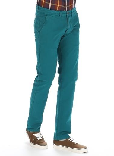 Jack & Jones Jack & Jones  Yeşil  Klasik Pantolon Turkuaz